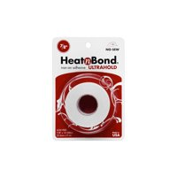 "HeatnBond Ultrahold No-Sew Iron-On Adhesive Roll, 7/8"" x 10 yds"