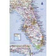 Large Map Of Florida.Large World Maps