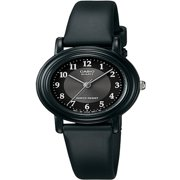 Casio Women's Casual Classic Black Analog Watch
