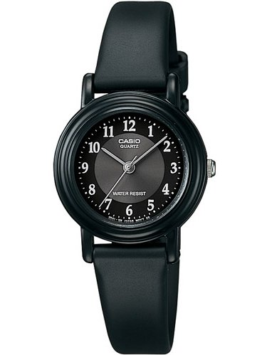 Women's Casual Classic Analog Watch, Black