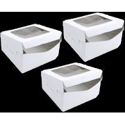 d5082183fa4 Wilton Square Window Cake Box