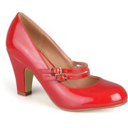 0a6bd282b4ef Women s Medium and Wide Width Mary Jane Patent Leather Pumps