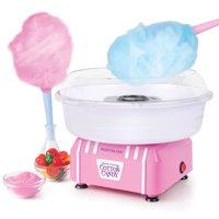 Nostalgia PCM205PK Hard & Sugar-Free Candy Cotton Candy Maker