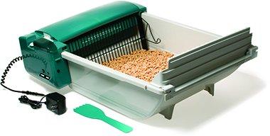 Pet Zone Smart Scoop Automatic Cat Litter Box, Regular