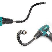 Dilwe Flexible extension screwdriver electric drill screwdriver,Flexible Extension Screwdriver,11.6inch Extention Screwdriver