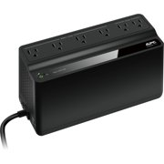 APC UPS Battery Backup & Surge Protector, 450VA, APC Back-UPS (BN450M)