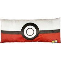 "Pokemon, PokeBall 24"" x 48"" Body Pillow"