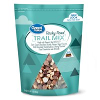 Great Value Rocky Road Trail Mix, 23 Oz.