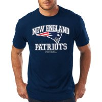 NFL Men's New England Patriots Short Sleeve Tee