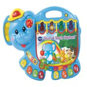 VTech Touch & Teach Elephant With 16 Interactive Story Pages