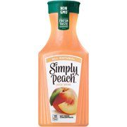 Simply, Peach Juice Drink, 52 Fl. Oz.