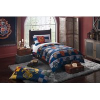 """Harry Potter """"Rugby Pride"""" 4 Piece Twin Bed in a Bag Bedding Set"""
