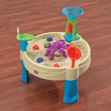 Step2 Wild Whirlpool Water (Sand Tray Activity Table)