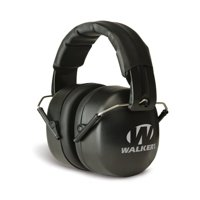 Walkers EXT Passive Folding Muff-34dB NRR-Black