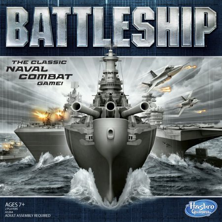 Battleship Game, by Hasbro