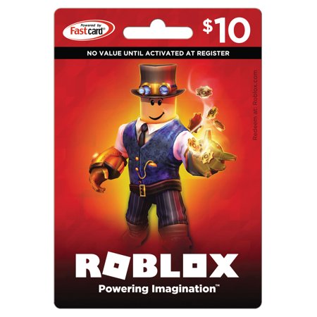 Roblox 10 Game Card Walmart Com