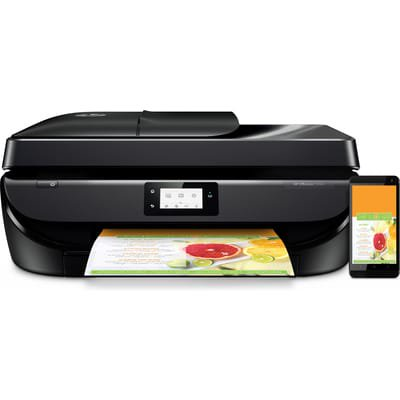 HP OfficeJet 5255 All-in-One Printer ()