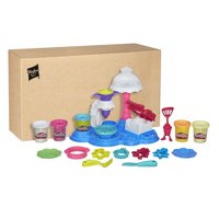 Play-Doh Kitchen Creations Cake Party in Frustration-Free Packaging