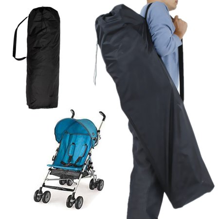 Umbrella Stroller Transport Bag Travel Baby Pram Air Plane Train Gate Entrance Exit Check Carrying Bag Cover
