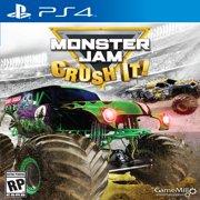 Monster Jam (PS4) Game Mill
