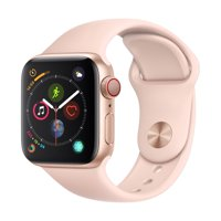 Apple Watch Series 4 GPS + LTE - 40mm - Sport Band - Aluminum Case
