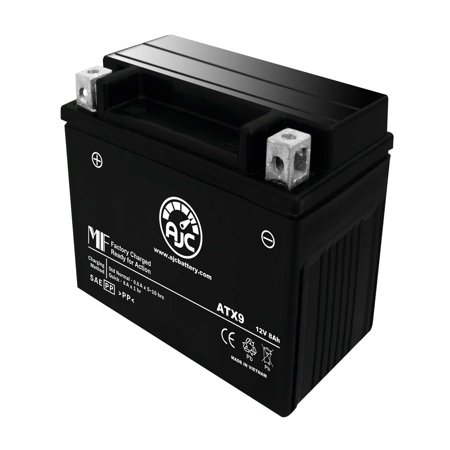 - Suzuki GSX-R600 V W 600CC Motorcycle Replacement Battery (1997-2003) This is an AJC Brand Replacement