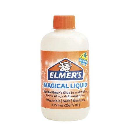Elmer Magical Liquid Slime Activator, 8.75 oz.
