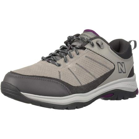 New Balance Womens 1201V1 Trail Low Top Lace Up Running Sneaker ()