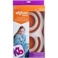 "Super Afghan Loom 11""X19""-"