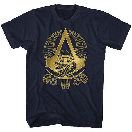 Assassins Creed Origins Senu Licensed Adult T Shirt - Assassin Creed Suits