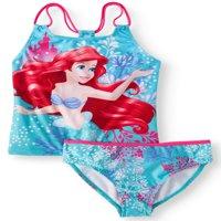 Ariel Mermaid Tankini Swimsuit (Little Girls & Big Girls)