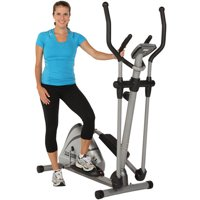 Exerpeutic 1000XL High Capacity Magnetic Elliptical with Pulse