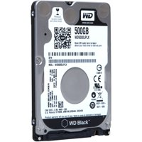 "Wd Black Wd5000lplx 500 Gb 2.5"" Internal Hard Drive - Sata - 7200 Rpm - 32 Mb Buffer - Portable - Bulk (wd5000lplxsp)"