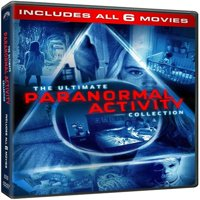 Paranormal Activity 6-Movie Collection (DVD)