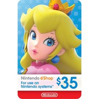 eCash - Nintendo eShop Gift Card $35 (Email Delivery)
