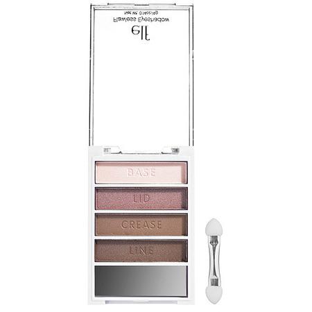 e.l.f. Flawless Eyeshadow, Blushing Beauty - Black Eyeshadow Looks For Halloween