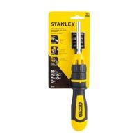 STANLEY® 68-010W - 10pc Ratcheting Screwdriver