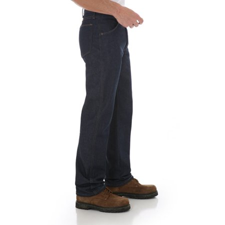 Rustler Men's Regular Fit Bootcut (French Bootcut Jeans)