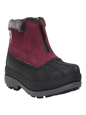 ee29cc14653e37 Product Image Women s Propet Lumi Ankle Zip Duck Boot