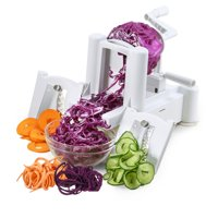 ABS Turning Spiral Slicer Dicer for Vegetable Fruit Zucchini Pasta Cooking