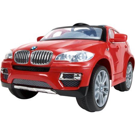 Bmw X6 6 Volt Battery Powered Ride On Toy Car By Huffy Walmart Com