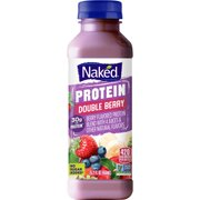Naked Juice Protein Smoothie, Protein Zone, 15.2 oz Bottle