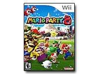Mario -nintendo Wii Mario Party 8
