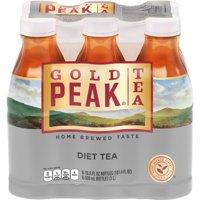 (12 Bottles) Gold Peak Diet Iced Tea, 16.9 Fl. Oz.