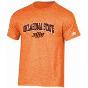 614fd049f Men s Russell Orange Oklahoma State Cowboys Core Print T-Shirt