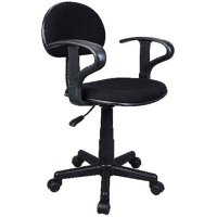 Student Task Chair with Arms, Multiple Colors