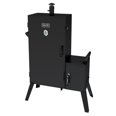 Dyna-Glo Wide Body Vertical Offset Charcoal (Best Charcoal Smoker Under $500)