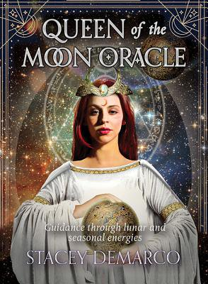 Rockpool Oracle Cards: Queen of the Moon Oracle: Guidance Through Lunar and Seasonal Energies (Brilliant Moon The Autobiography Of Dilgo Khyentse)