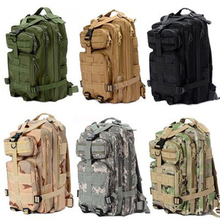 1000D Nylon 8 Colors 30L Waterproof Outdoor Military Rucksacks Tactical Hydration Packs Backpack Sports Camping Hiking Trekking Fishing Hunting
