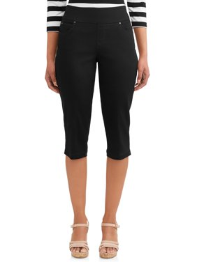 Women's Essential Pull-On Capri Pant